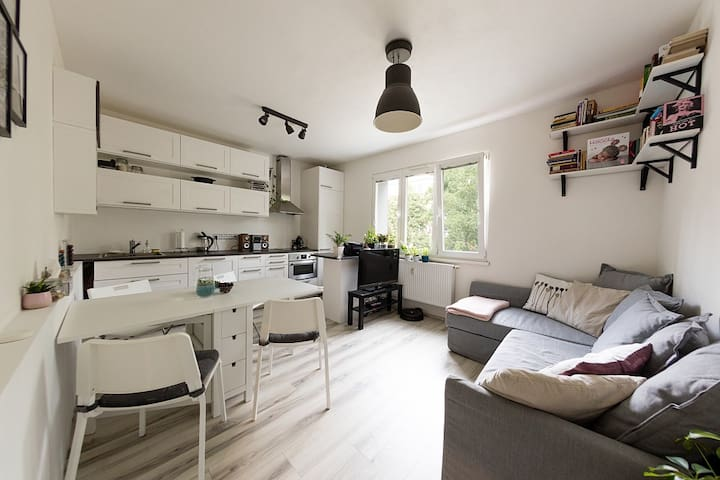 Wonderful modern family appartment, free parking