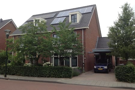 Ruim en licht nabij centrum Zutphen - Zutphen