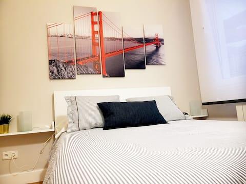 EBI603. Bonito piso con parking. 50mts Guggenheim