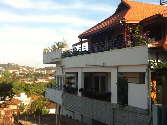 Mountain view - Madikeri - Appartement