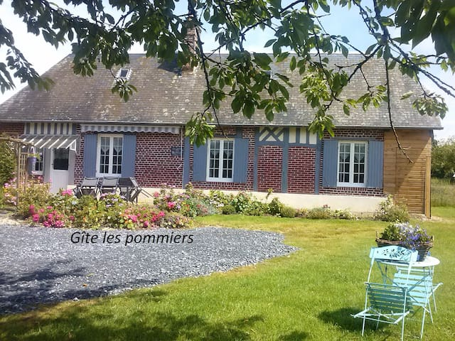 Cottage -4/6 guests- near Honfleur