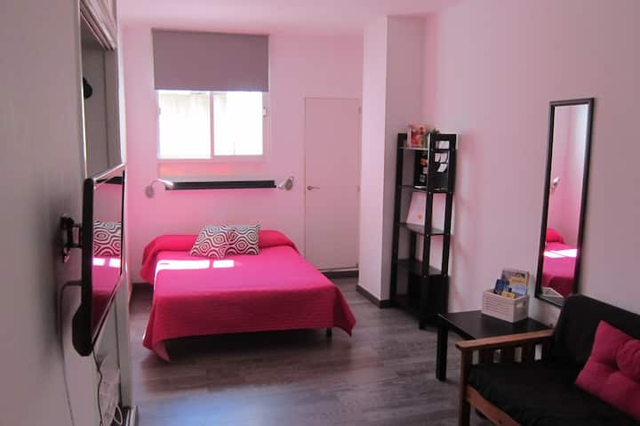 Cozy Studio in Las Canteras Beach