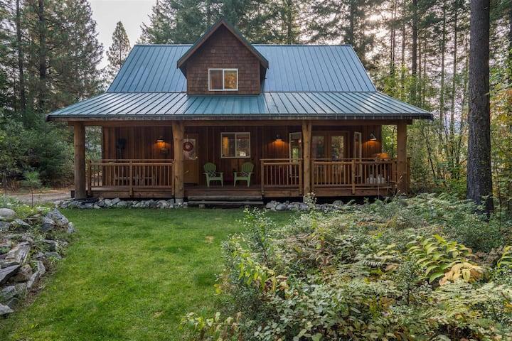 Snowgrass Cabin