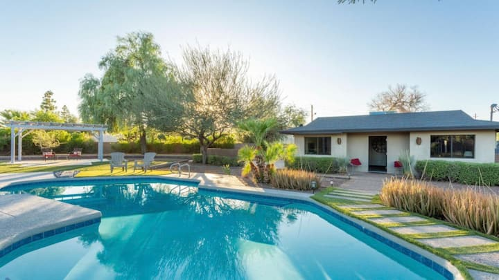 Cozy Casita Near Old Town Scottsdale & Arcadia