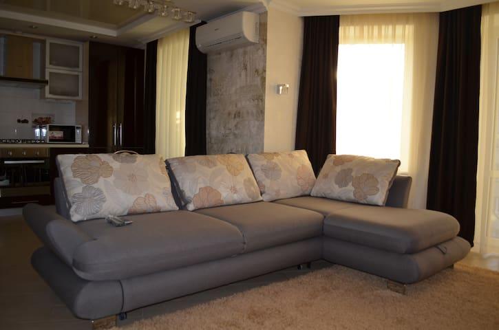 Квартира-студио, Подол - Połtawa - Apartament