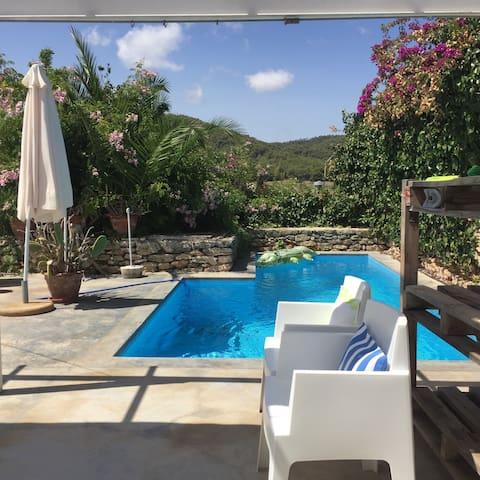 private Villa privat pool/Internet - jesus - Huis