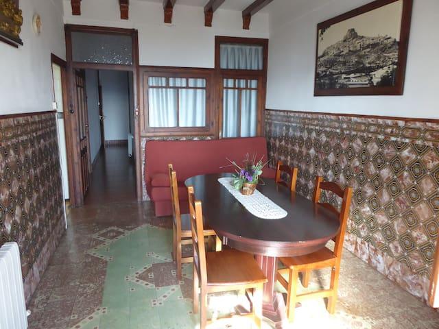 Casa Adelina - Morella - Condo