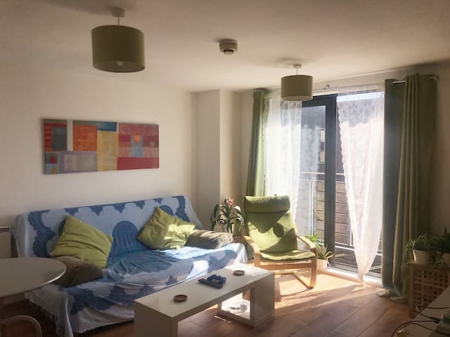 Cozy and bright little apartment