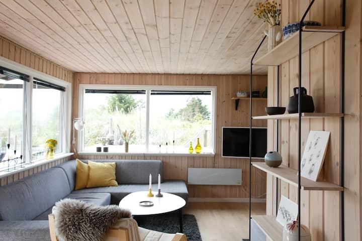 Cozy summerhouse by the Westcoast