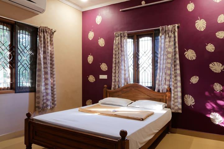 Luxury 1bhk villa - Bommayapalayam - Квартира