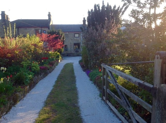 Lovely Edge of Peak District Cottage