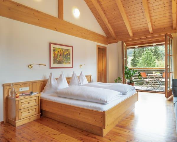 Villa Ruah - das exklusive Ferienhaus am Weißensee