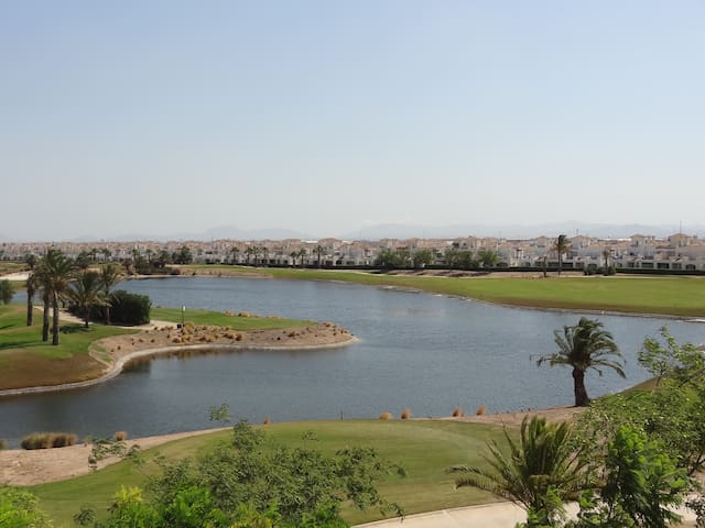 La Torre Golf Resort - Great Lake Views! Murcia - Torre-Pacheco - Leilighet