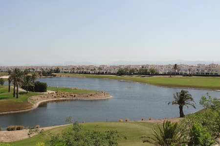 La Torre Golf Resort - Great Lake Views! Murcia - Torre-Pacheco - Apartmen