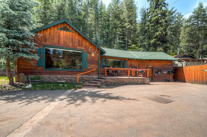 Colorado Bear Creek Mountain Home - Evergreen - Hus