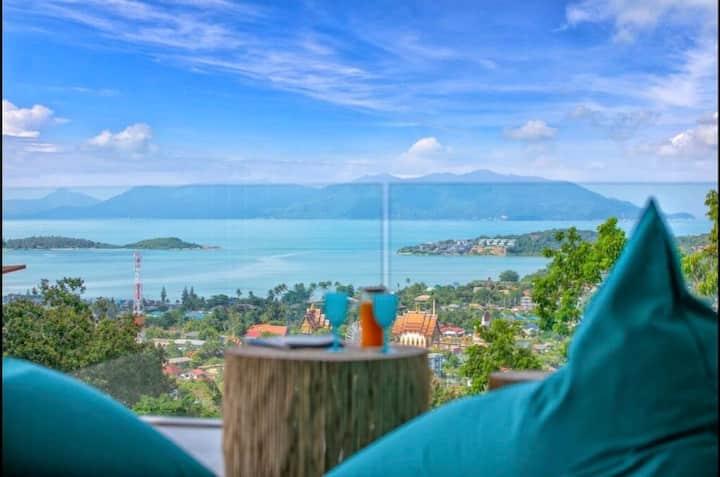 Baya Suite Sea View Plai Laem Bophut Koh Samui
