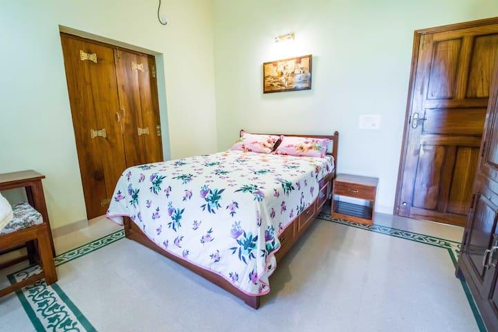 Luxury Couple Room Anjuna, Exotic Divar Island Goa