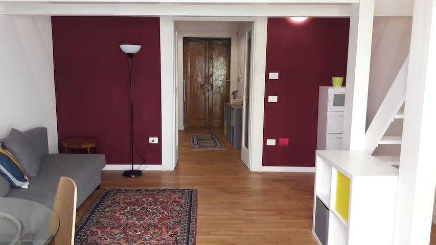 Residenza Mazzini 55 - centro città - indipendente - Caserta