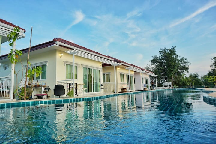 Sky & Water - Tambon Cha-am - Ev