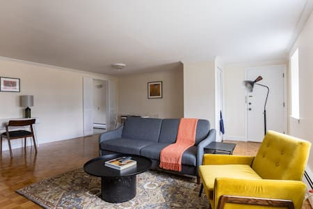 Pet-Friendly 2BR w/ Parking close to Dtwn Boston
