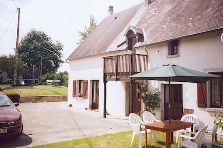 La Bionniere, tranquil farmhouse retreat - Barenton