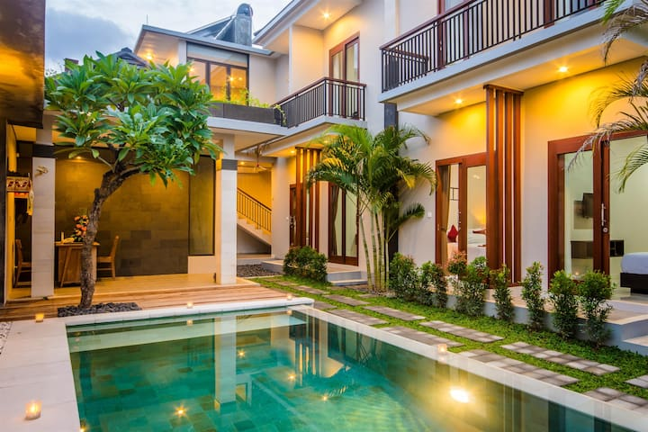 Sleeps @Valka Bali Central Seminyak - Seminyak - Appartement