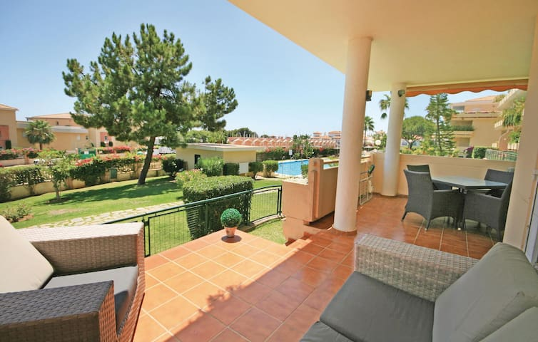Holiday apartment with 2 bedrooms on 88m² in Las Mimosas de Cabopin