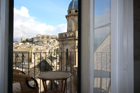 Matrimoniale con balcone panoramico - Ragusa - Bed & Breakfast