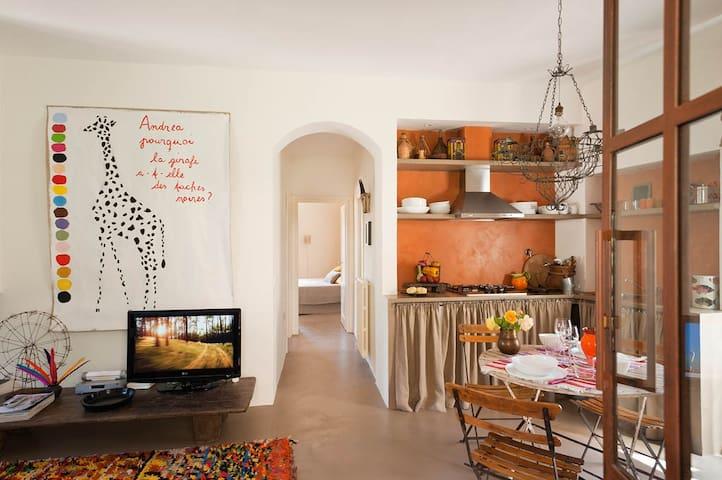 La Casetta - the Cottage - Spello - Apartment