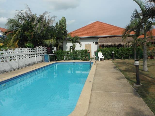 VILLA AVEC PISCINE - Rayong - Villa