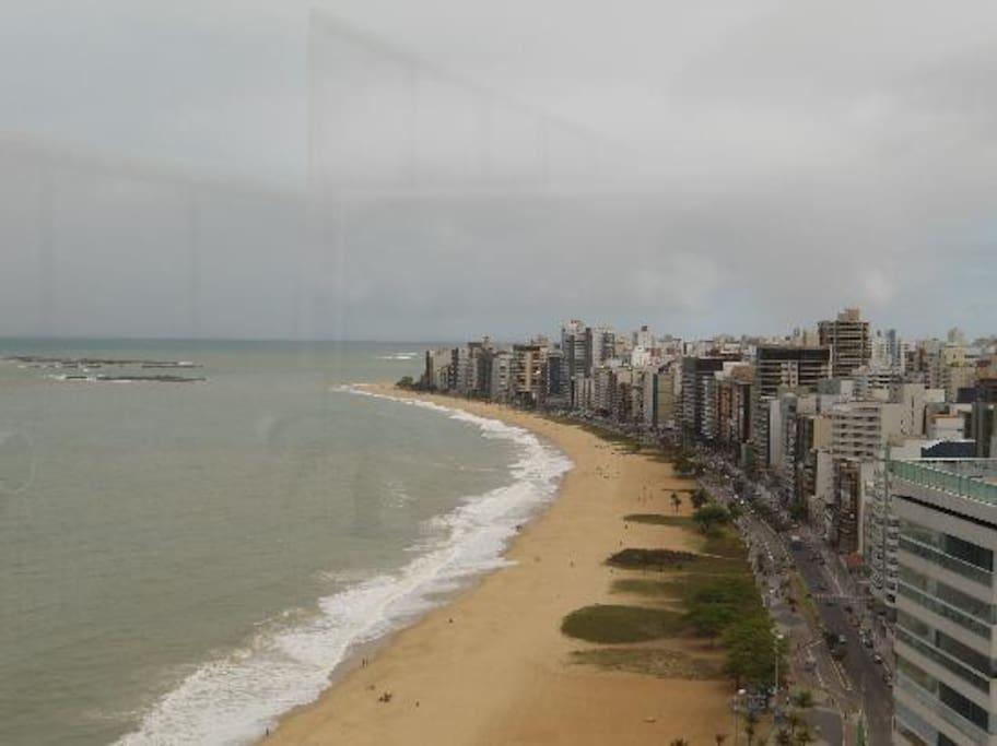 Av. Gil Veloso, Praia da Costa