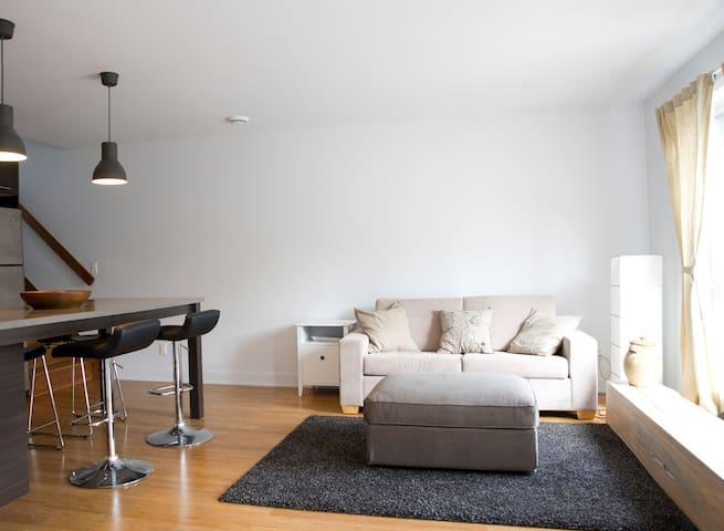 Beautiful appartement in Rosemont