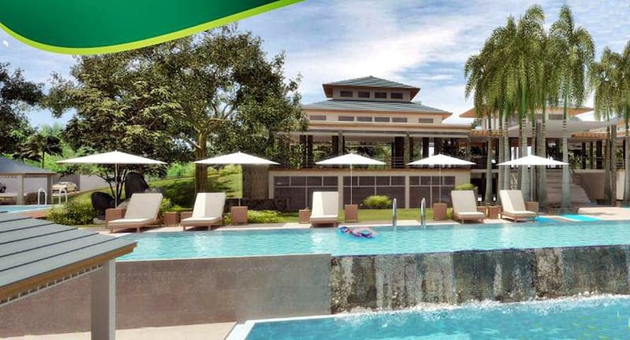 A resort in the heart of Quezon City