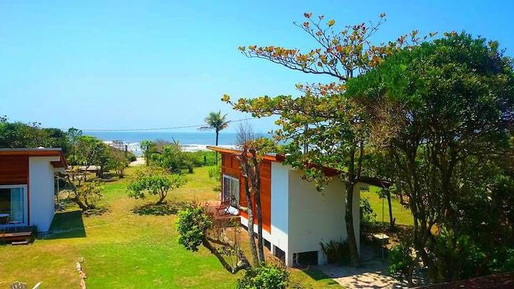 Beachfront Bungalows - Ilha do Mel