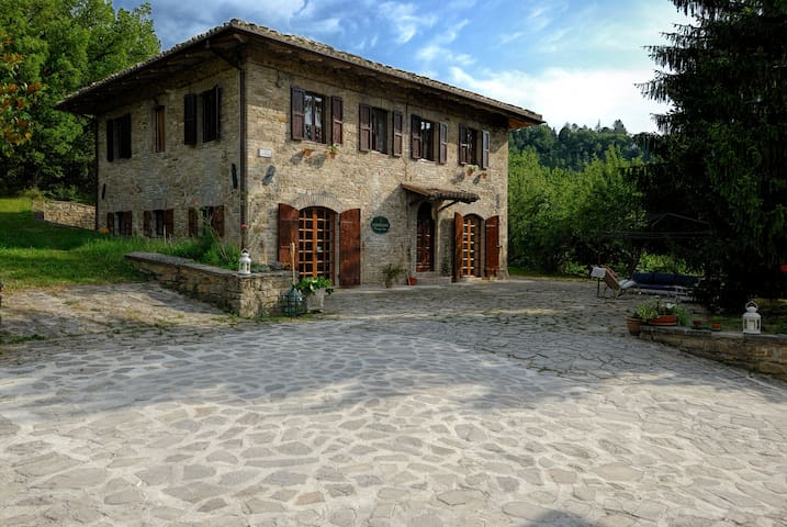 Un oasi di pace nel cuore d'Italia - Pievebovigliana - วิลล่า