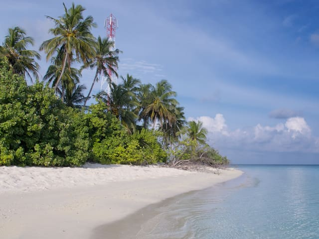 Holiday in fulidhoo