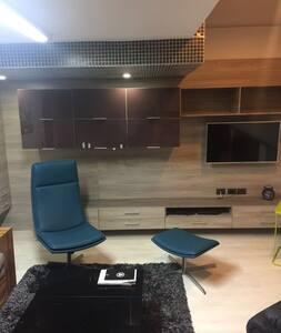 Apartaestudio moderno espectacular - La Calera - Wohnung