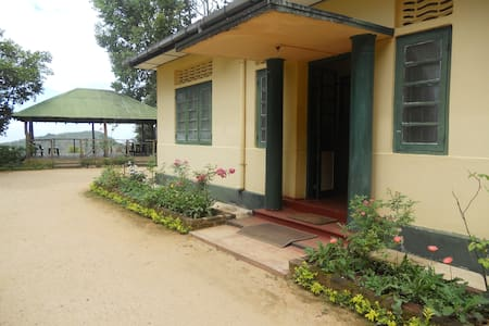 Private ex-plantation bungalow.