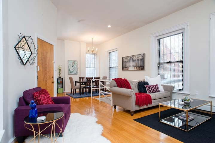 Charming South End | Back Bay  Apartment