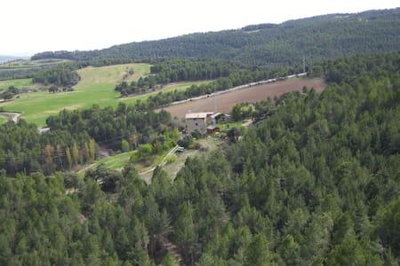 Casa rural aislada - L'Espunyola - 獨棟