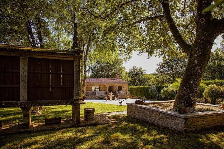 Casa Rural en finca de 1500 metros , tranquidad