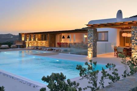 Thalassa Residence Galateia - Elia - Villa