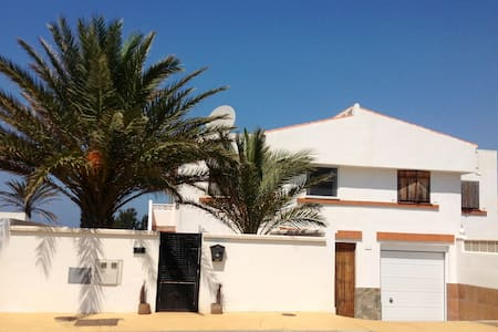Sleeps 8 villa private pool seaside - El Ejido - Hus