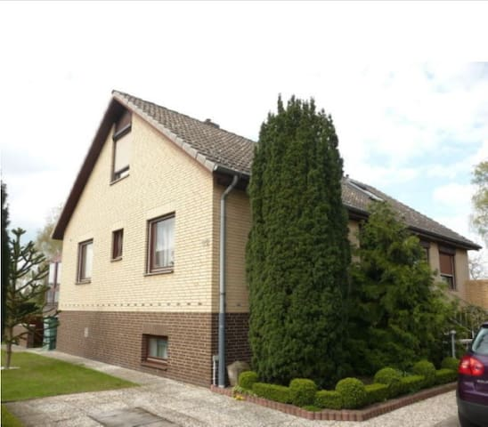 Zweizimmer-Apartment in Werksnähe