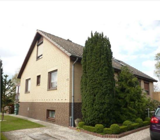 Zweizimmer-Apartment in Werksnähe