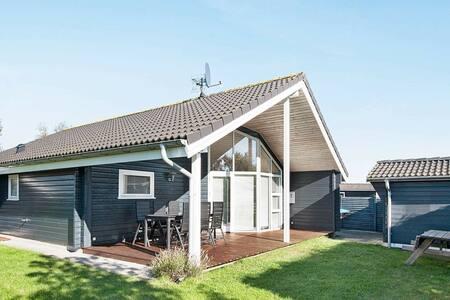 Spacious Holiday Home in Juelsminde Jutland with Garden