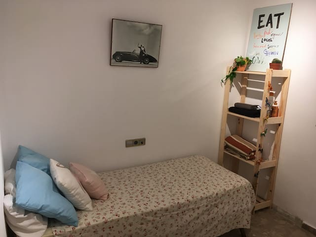 The perfect single room in Sants - Barcelona - Haus