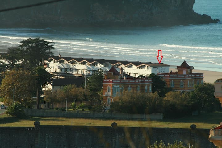 Apartamento en Playa de Berria Abajo - Santoña