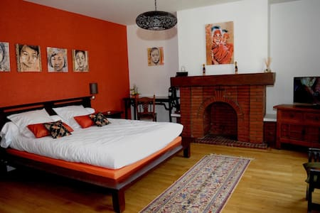 Chambre Jeanne - Beauvais - Bed & Breakfast