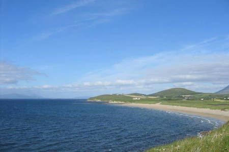 Breathtaking ocean views from house - Louisburgh - Hus